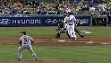 Blake&#039;s RBI triple