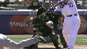 Kemp&#039;s two-run shot