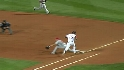 Figgins' nice play