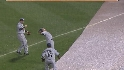 Iwamura's running catch