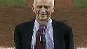 Ernie Harwell thanks the fans