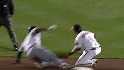 Wieters catches Crawford twice