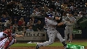 Santos' pinch-hit homer