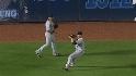 Infante&#039;s game-tying sac fly