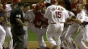 Holliday's walk-off homer