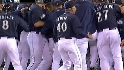 Ichiro&#039;s walk-off shot