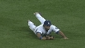 Ethier&#039;s diving catch
