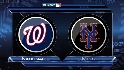Recap: WSH 2, NYM 3
