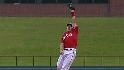 Kinsler&#039;s leaping grab