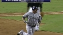 Giambi&#039;s three-run homer