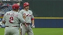 Utley&#039;s RBI triple