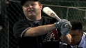Caliendo&#039;s first pitch