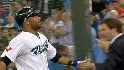 Encarnacion&#039;s first homer