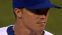 Greinke&#039;s scoreless start