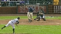 A. Gonzalez&#039;s two-run single
