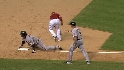 Sandoval's two-run triple