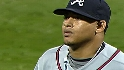 Jurrjens allows one run