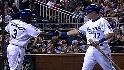 Royals' five-run first
