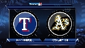 Recap: TEX 1, OAK 9