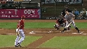 Cain&#039;s two-run triple