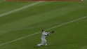 Loney's catch in foul ground