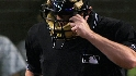 Home-plate ump&#039;s hard night