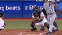 Gutierrez's two-run shot