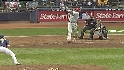 Howard&#039;s RBI single