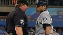 Ichiro&#039;s ejection