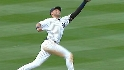 Jeter&#039;s leaping grab