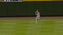 Rasmus' hustling catch