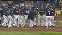 Braun's walk-off blast