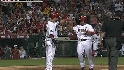 Figgins&#039; two-run single