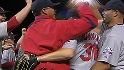 Cardinals clinch the NL Central