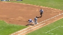 Andrus&#039; barehanded play