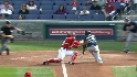 LaRoche's game-tying double