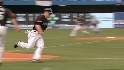 Barajas&#039; RBI double