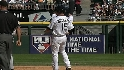 Beckham's RBI double