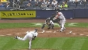Lowell's RBI single
