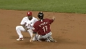 Hamels picks off Berkman