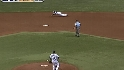 Iwamura's diving snag