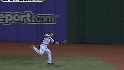 Zobrist&#039;s nice grab