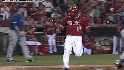 Guerrero&#039;s RBI double