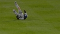 Cameron's diving catch