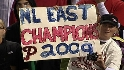 Phillies celebrate NL East title