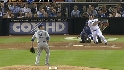 Kouzmanoff&#039;s three-run homer