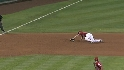 Quinlan's diving catch