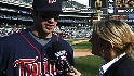 Mauer talks with MLB Tonight