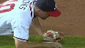 Chipper&#039;s diving stop