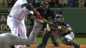 Ortiz's RBI single